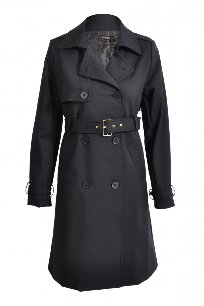 Pack Trench Noir JL822